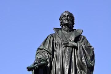 Melanchton Denkmal Wittenberg