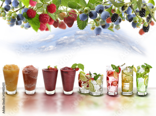 Fruit Drinks Assortment