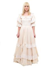 Beautiful Victorian Woman