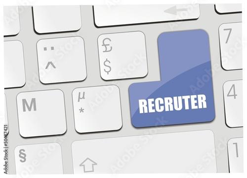 clavier recruter