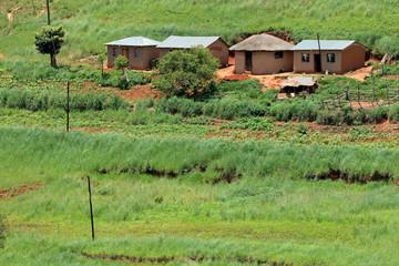 Rural settlement, KwaZulu-Natal