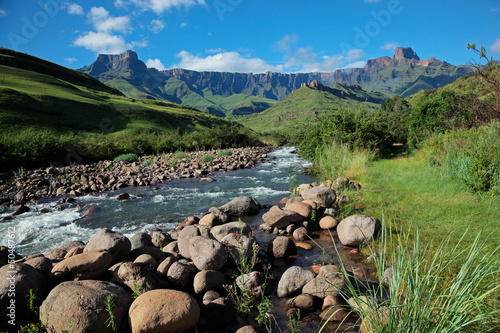 Drakensberg mountains, Royal Natal National Park
