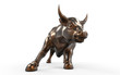 Wall Street Charging Bull Statue - 50487814