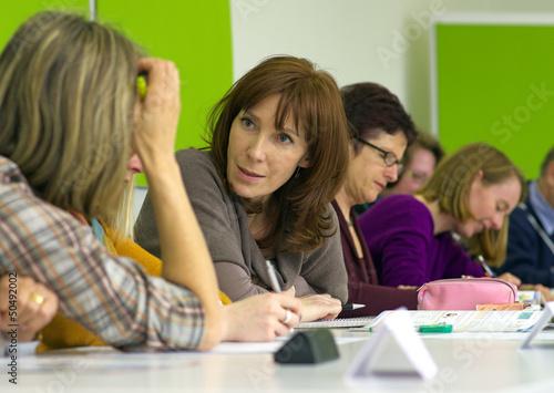 Weiterbildung Seminar - 50492002