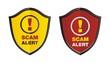 scam alert shield