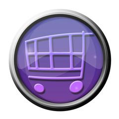 icône Bouton internet  achat