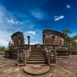 Ancient Vatadage (Buddhist stupa)