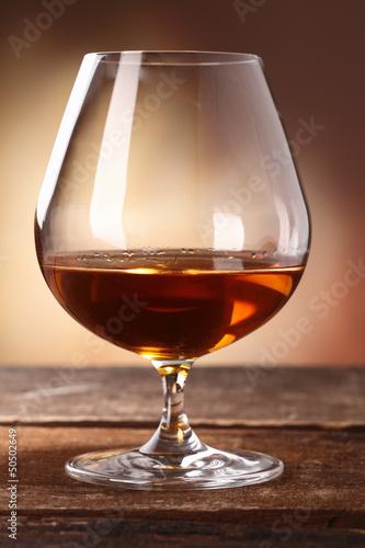 Cognac in a snifter