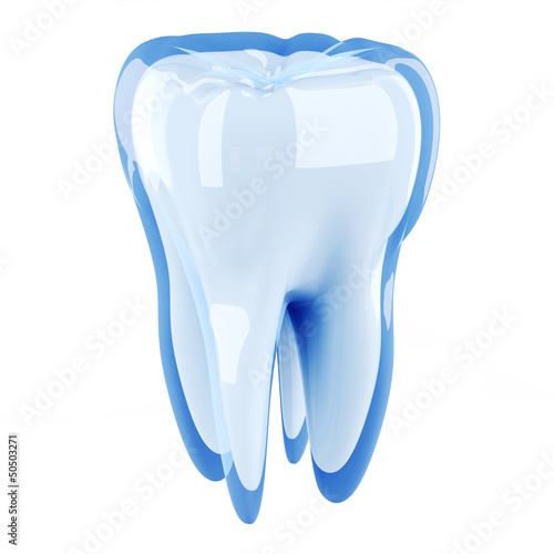 3d Teeth protection concept