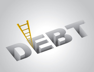 Climbing Out of Debt