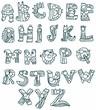 funny Alphabet