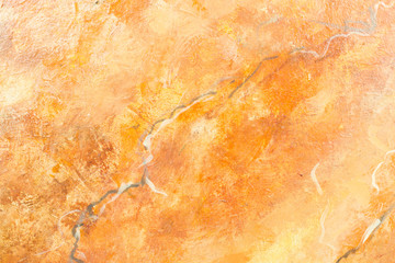 orange yellow marble background