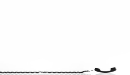 Telefonhoerer  © Matthias Buehner