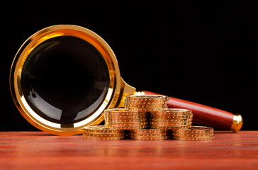 money investigation