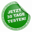 3D Aufkleber Grün - Jetzt 30 Tage testen
