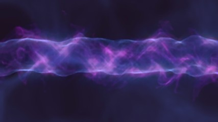 Defocused Smoke Background
