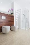Fototapety White shower