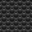 Seamless monochrome pattern 2