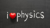 love physics poster
