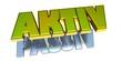 3D Goldzeichen - Aktiv - Passiv