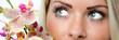 Fototapeten,frau,auge,wimper,kosmetik