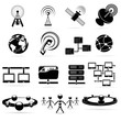 Wireless communication technology b&w set