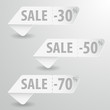 Collect Sale Signs