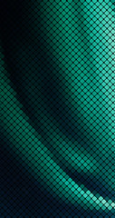 Green vertical abstract  pixel mosaic vector  eps 10