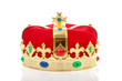 Decorated crown