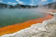 Leinwandbild Motiv geothermal pool