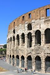 Le Colisée à Rome - Italie