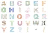 Fototapety applique font
