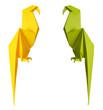 origami parrot - 50529289