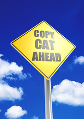 Copy cat ahead