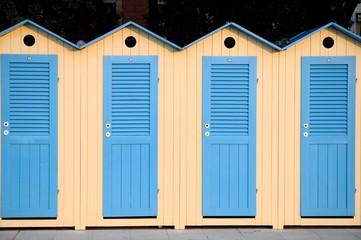 cabine spogliatoio