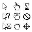 Mouse cursors