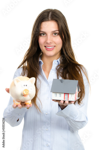 beim hauskauf sparen