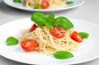 Spaghetti with Tomato