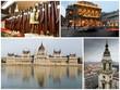 La ville de Budapest