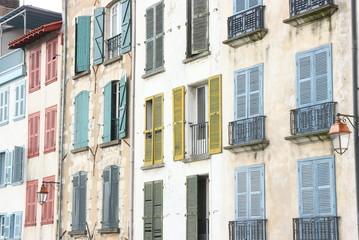 Colorist facade-Bayonne