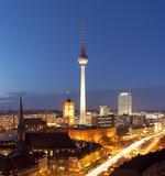 Fototapety Berlin, Funkturm