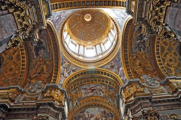 Roma, Chiesa di Sant'Ambrogio e San Carlo