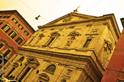 Roma, Chiesa di San Luigi dei Francesi Poster
