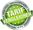 """Button Banner """"Tarif vergleichen"""" grün/silber"""