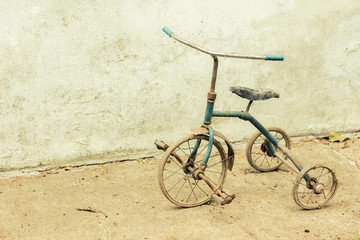 Old Rickety Tricycle