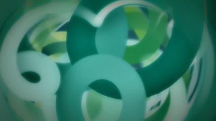 Shlingel - Spiral-like Pattern Video Background Loop