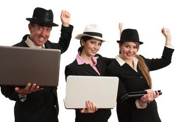 Computer business Gangnum style