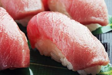 鮪の握り寿司