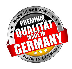 Button Premium Qualität - Made in Germany