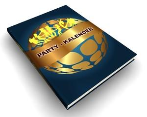 3D Buch IV - Party Kalender I